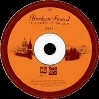 Broken Sword CD 2
