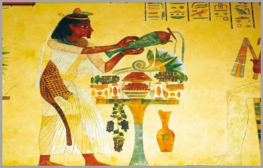 5602956648f3 LA LIBERTAD DE LAS MUJERES EN EL ANTIGUO EGIPTO   S T R A V A G A N Z A