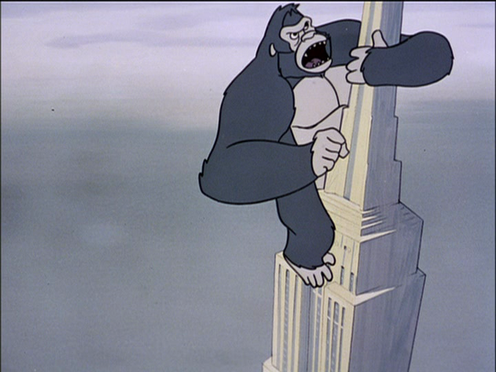 Nostalgia Theater: King Kong's Cartoon Chronicles! ~ Zaki ...