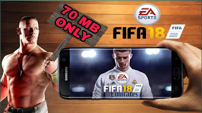 FIFA 18 In Android