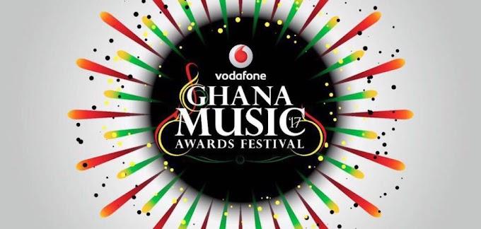 WATCH LIVE: 2017 Ghana Music Awards… Live Build Up