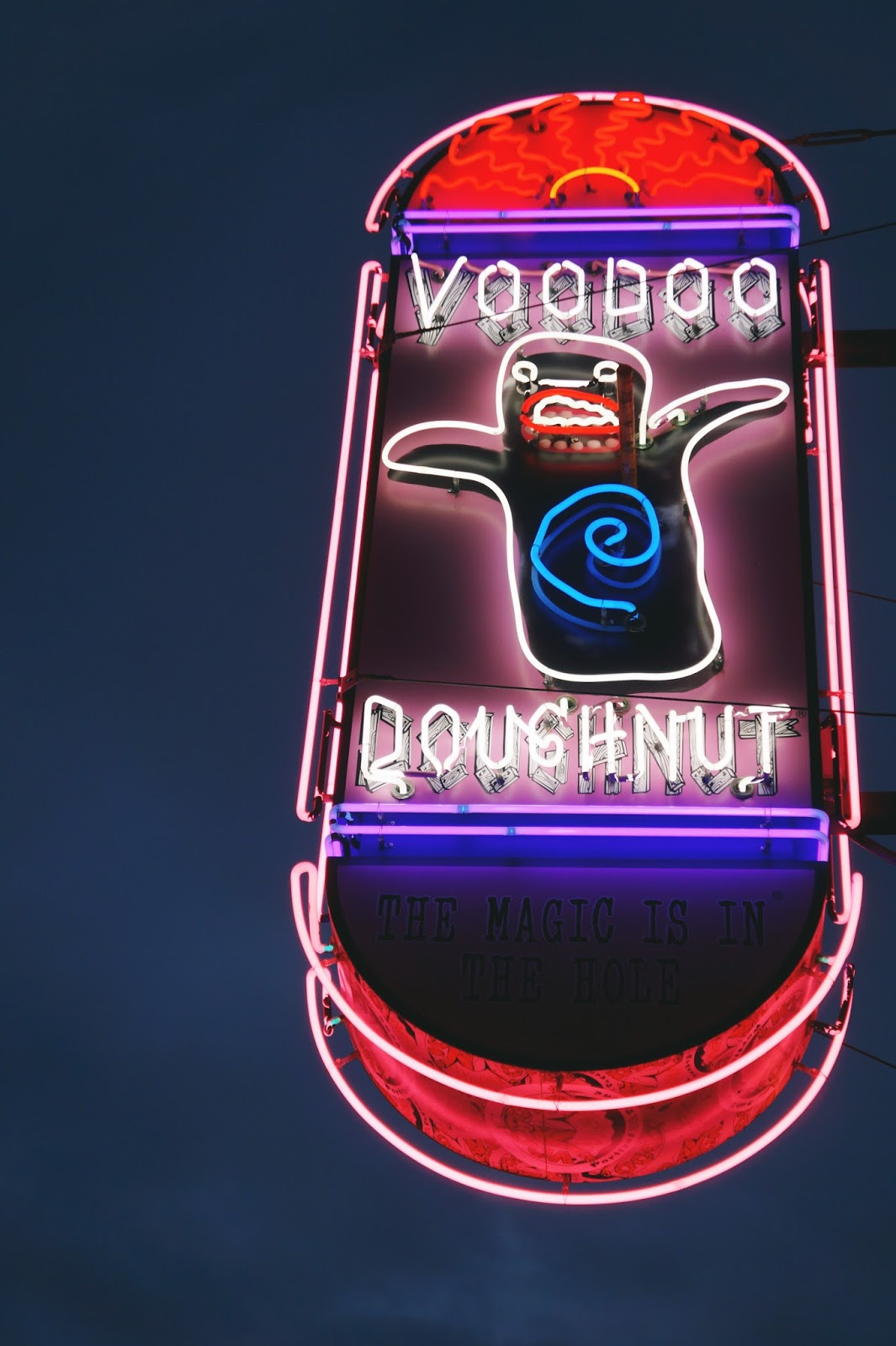 How to Spend 48 Hours in Portland, Oregon: Voodoo Doughnuts