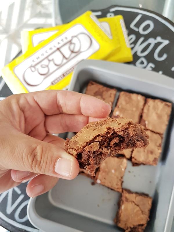 Cómo preparar unos brownies súper fáciles