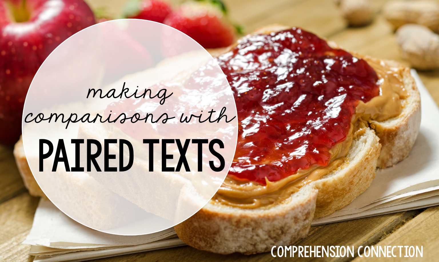Making comparisons across texts is an important reading skill. In this post, you'll learn about pairing texts for your mentor text lessons.