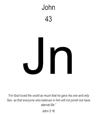 The Bible Periodic Table free download