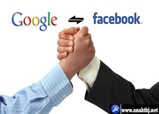 Google Dan Facebook Bekerja Sama Menggarap Internet Supercepat