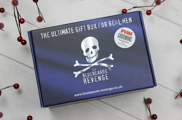 A review of The Bluebeards Revenge Barber Bundle Kit Gift Box