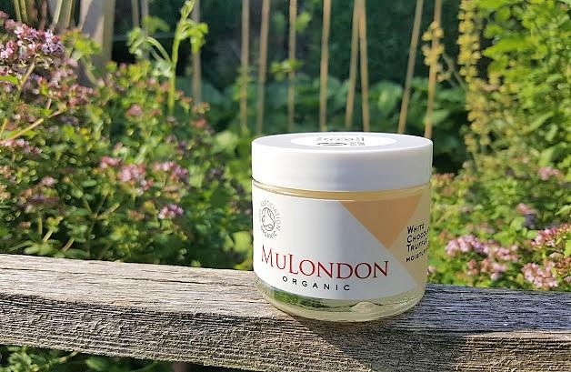 White Chocolate Truffle Moisturiser, MuLondon Organic