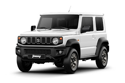 Here Are The 2019 Suzuki Jimny S Specifications Philippine Car
