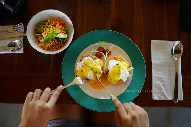 breakfast - Anja Jimbaran