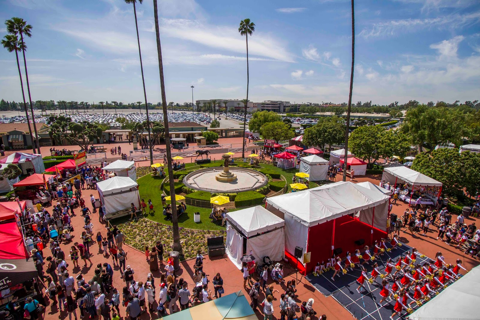 April 8 | Socal's Biggest Japanese Spring Festival Is Coming To Santa Anita Park
