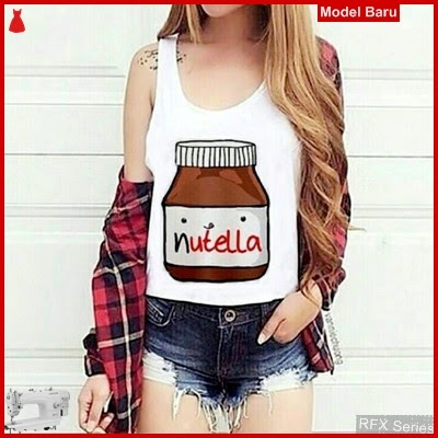 RFX166 MODEL NUTELLA TANKTOP FIT L BMG SHOP MURAH ONLINE