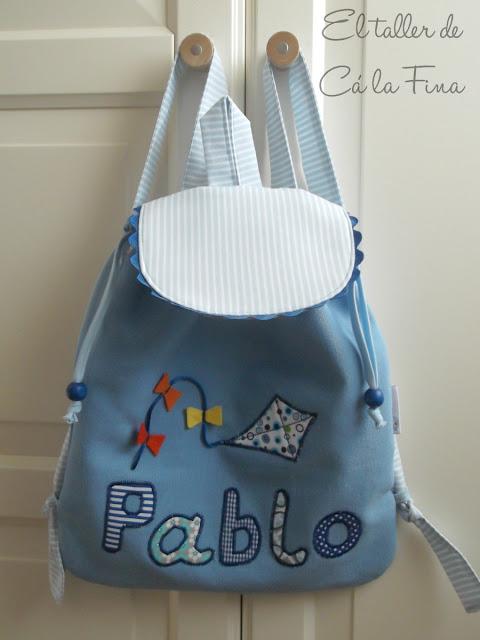 mochila-guardería-personalizada