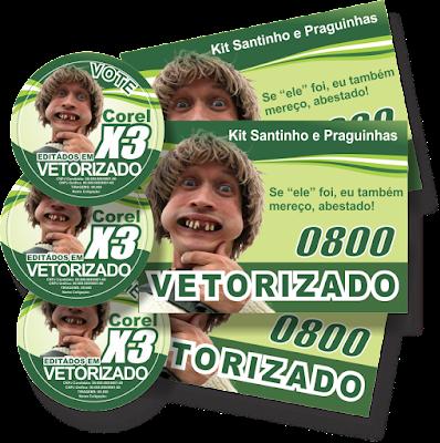 Logo Partidos políticos do Brasil em CDR