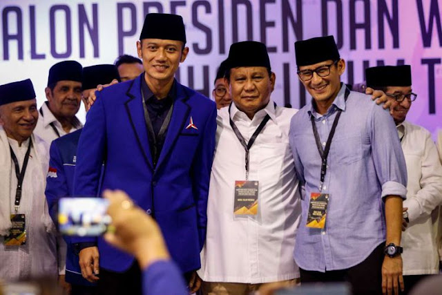 Demokrat Dinilai Realistis, Peluang AHY Jadi Capres 2024 Menipis Jika Prabowo Jadi Presiden