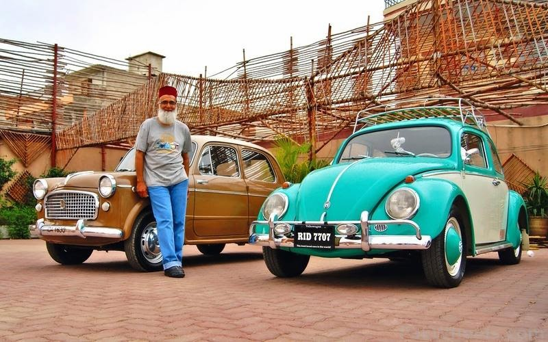 Vintage And Classic Car Club Of Pakistan