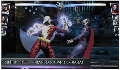 Injustice Gods As Among Us V2.9 APK MOD ( Free Shopping )