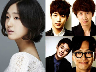 Entourage (Korean Drama) Main Cast