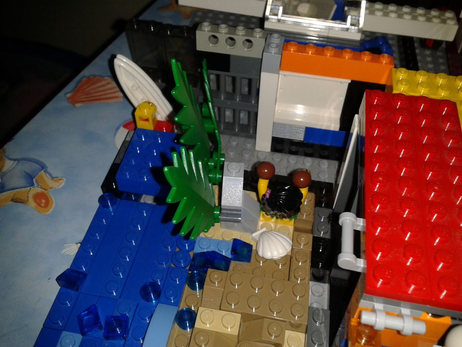 Ace Swan Blog 2500 Views Special Moc On With Lego