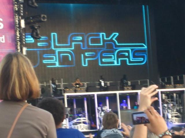 Wireless Festival (part 2) – The Black Eyed Peas