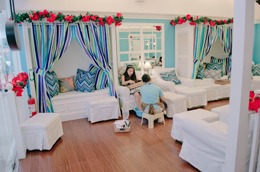 Seventh Bliss: Your Ultimate Summer Pampering Destination Nailaholics Nail Salon and Spa