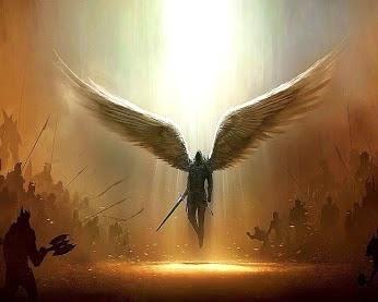 Baca Ayat Ini, Seorang Lelaki Ditolong Malaikat Membawa Pedang