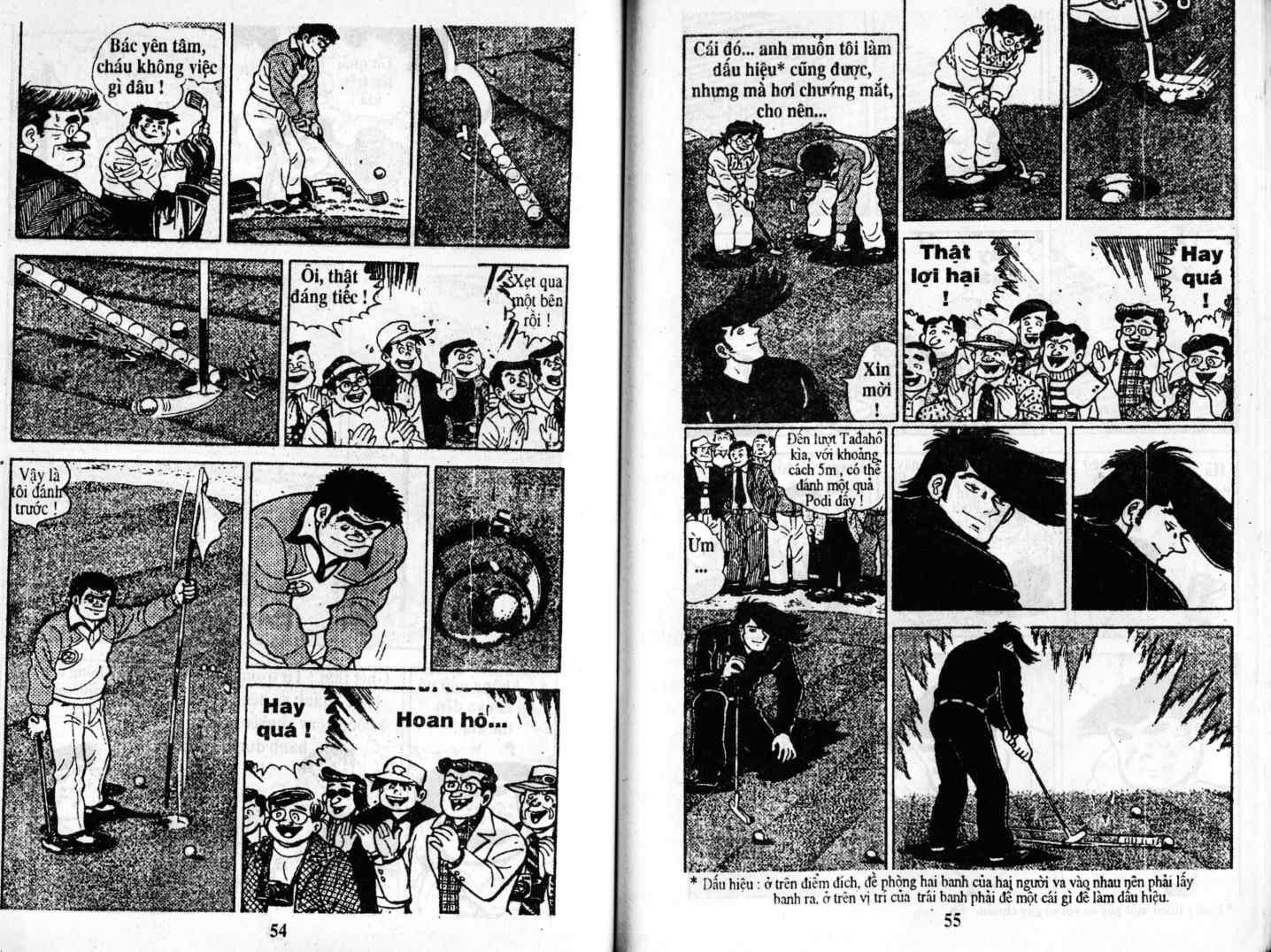 Ashita Tenki ni Naare chapter 3 trang 26