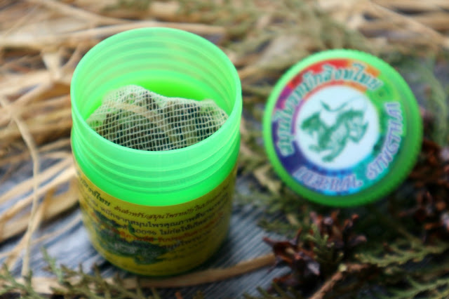 Сухой набор трав для ингаляции Хонг Тай