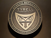 Logo Tyrell Corporation - Blade Runner