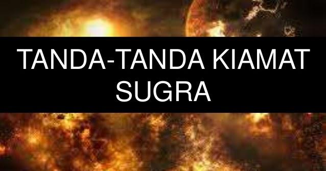 Tanda Tanda Kiamat Sugra Petunjuk Muslim