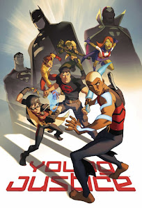 Young Justice Poster
