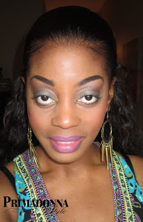 How to wear blush for dark skinned african amercian black girls women of color