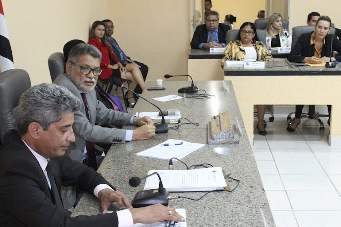 Presidente da Câmara de Caxias diz que projetos urgentes terão prioridade no semestre