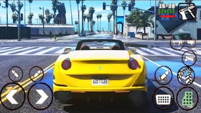 BAIXAR GTA V LITE 200MB MOD PACK GTA SA LITE ANDROID