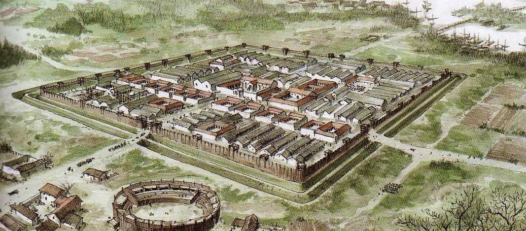 Survival Sage Blog: TYPES OF FORTIFICATIONS THROUGHOUT HISTORY