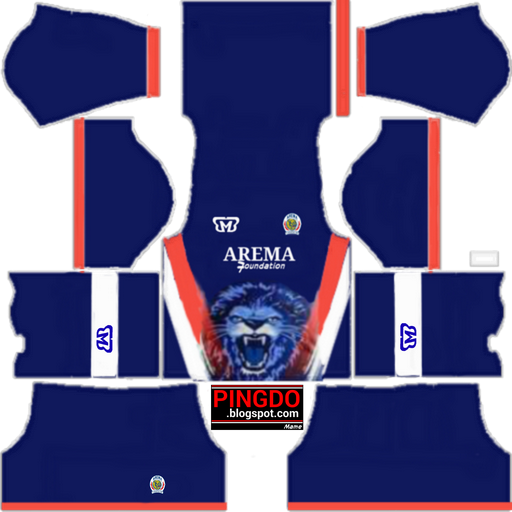 By Photo Congress || Kit Arema Indonesia Dls 2019