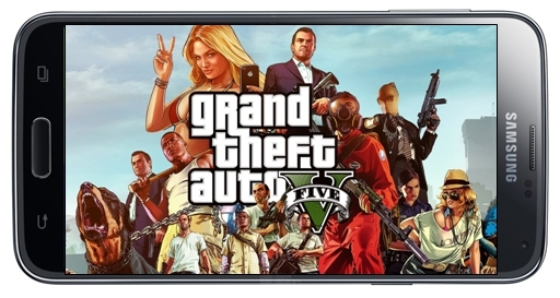 Grand Theft Auto V Apk Data Full Version