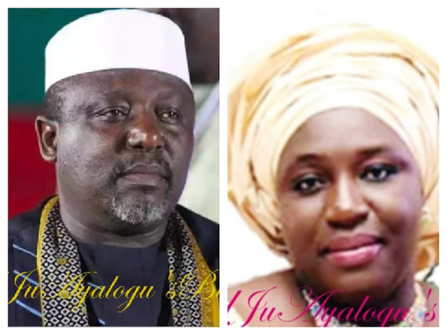 Gov. Okorocha Swears in His Sister as Commissioner for Happiness in Imo State