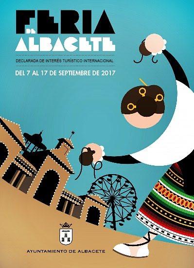 Cartel-Feria-de-Albacete