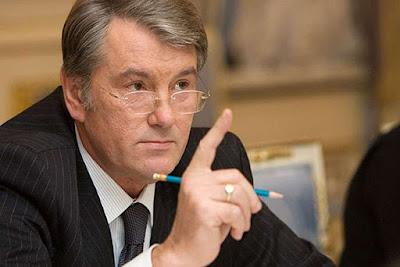 Ющенко: головна реформа - перемога над Путіним