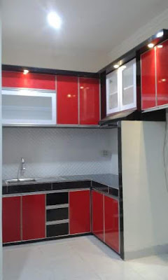Harga Kitchen Set Murah Karawang