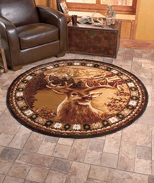 Game Area Rugs: ORANGE SINK: A Hunting Tradition