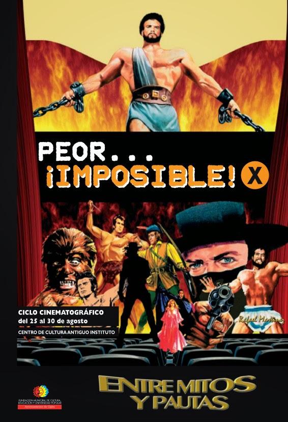 Ciclo Peor Imposible 2008 X Edicion