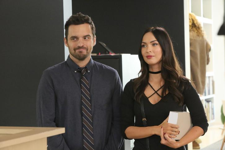 New Girl - Episode 6.15 - Glue - Promotional Photos & Press Release