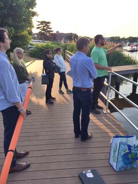 Clean Ocean Action: Navesink River Water Quality Monitoring Program