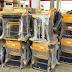 Município recebe 240 novos conjuntos de carteiras escolares