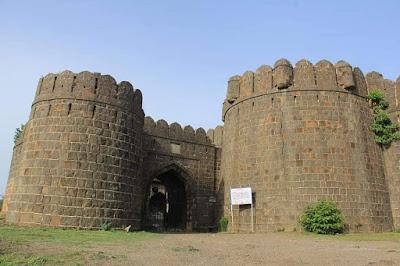 खर्ड्याचा उर्फ शिवपट्टणचा किल्ला / Kharda alias Shivapattana Fort