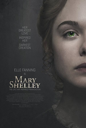 Filme Mary Shelley - Legendado 2018 Torrent