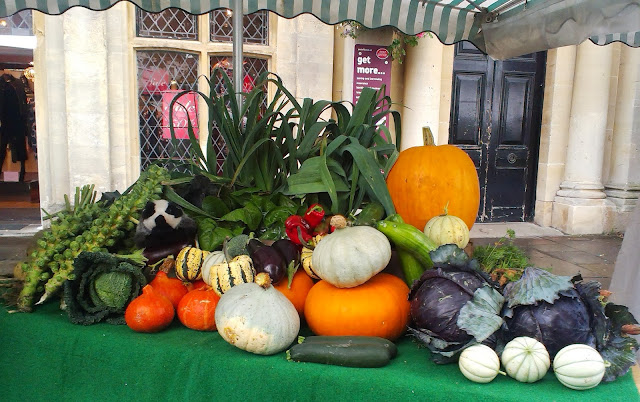 Wells Food Festival - Vegetables