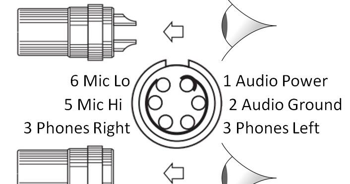 lemo plug wiring diagram
